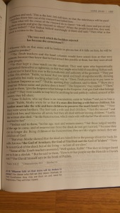 Example of an Old Testament Citation in the New Testament